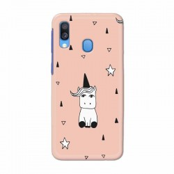 Buy Samsung Galaxy A40 Unicorn Pattern Mobile Phone Covers Online at Craftingcrow.com