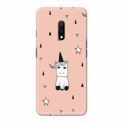 Buy Oppo Realme X Unicorn Pattern Mobile Phone Covers Online at Craftingcrow.com