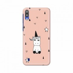 Buy Samsung Galaxy M10 Unicorn Pattern Mobile Phone Covers Online at Craftingcrow.com