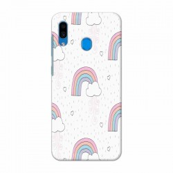 Buy Samsung Galaxy A30 Unicorn Rainbow Mobile Phone Covers Online at Craftingcrow.com