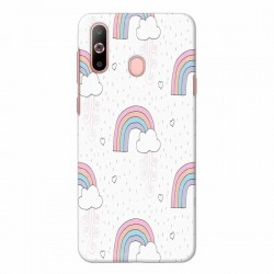Buy Samsung Galaxy A60 Unicorn Rainbow Mobile Phone Covers Online at Craftingcrow.com
