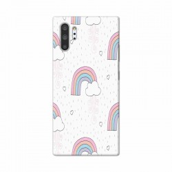 Buy Samsung Galaxy Note 10 Pro Unicorn Rainbow Mobile Phone Covers Online at Craftingcrow.com