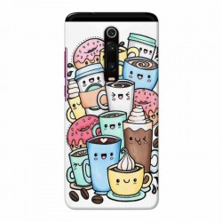 Buy Xiaomi Redmi K20 Pro Kawaii Coffee Mobile Phone Covers Online at Craftingcrow.com