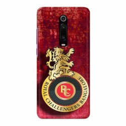 Buy Xiaomi Redmi K20 Pro Royal Challengers Mobile Phone Covers Online at Craftingcrow.com