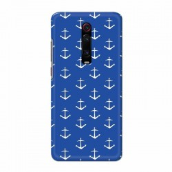 Buy Xiaomi Redmi K20 Anchor Pattern Mobile Phone Covers Online at Craftingcrow.com