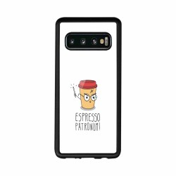 Buy Samsung Galaxy S10 Espresso Mobile Phone Covers Online at Craftingcrow.com