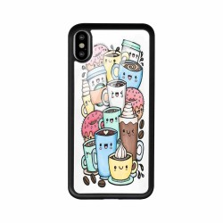 Buy Apple Iphone XS KawaiiCoffee Mobile Phone Covers Online at Craftingcrow.com
