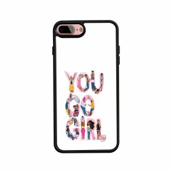 Buy Apple Iphone 8 Plus YouGoGirl Mobile Phone Covers Online at Craftingcrow.com