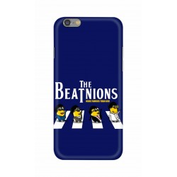 Crafting Crow Mobile Back Cover For Apple Iphone 6 - Beatles Minion