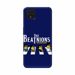 Buy Google Pixel 4 BeatlesMinion Mobile Phone Covers Online at Craftingcrow.com