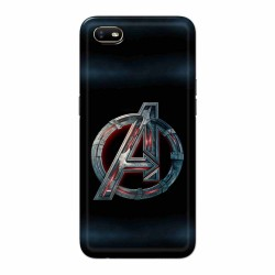 Buy Oppo A1k avengerslogo Mobile Phone Covers Online at Craftingcrow.com