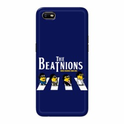 Buy Oppo A1k BeatlesMinion Mobile Phone Covers Online at Craftingcrow.com