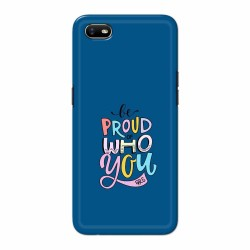 Buy Oppo A1k BeProudI Mobile Phone Covers Online at Craftingcrow.com