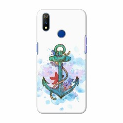 Buy Oppo Realme 3 Pro AbstractAnchor Mobile Phone Covers Online at Craftingcrow.com