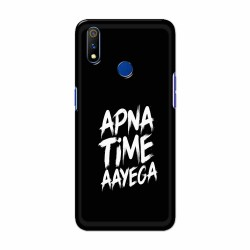 Buy Oppo Realme 3 Pro apnatimeayega Mobile Phone Covers Online at Craftingcrow.com