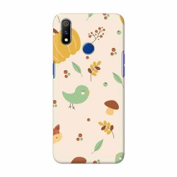 Buy Oppo Realme 3 Pro AuntumnFox Mobile Phone Covers Online at Craftingcrow.com