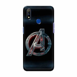 Buy Oppo Realme 3 Pro avengerslogo Mobile Phone Covers Online at Craftingcrow.com