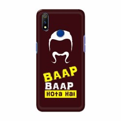 Buy Oppo Realme 3 Pro BaapBaapHotaHai Mobile Phone Covers Online at Craftingcrow.com