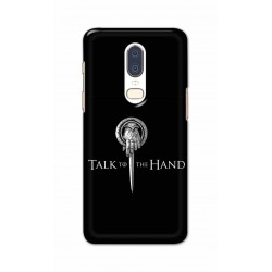 One Plus 6 - Talk to the Hand  Image
