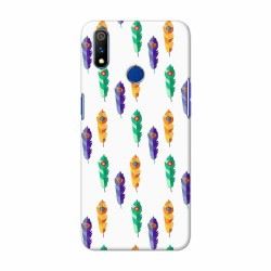 Buy Oppo Realme 3 Pro Feathers Mobile Phone Covers Online at Craftingcrow.com