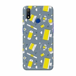 Buy Oppo Realme 3 Pro Gadgets Mobile Phone Covers Online at Craftingcrow.com