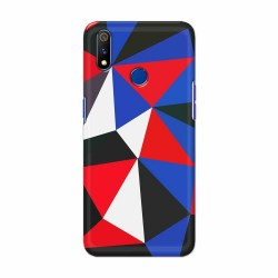 Buy Oppo Realme 3 Pro GeometricBG Mobile Phone Covers Online at Craftingcrow.com