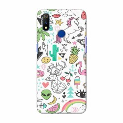 Buy Oppo Realme 3 Pro GoodThings Mobile Phone Covers Online at Craftingcrow.com
