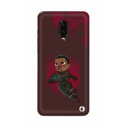One Plus 6t - Black Panther  Image