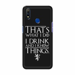 Buy Oppo Realme 3 Pro IDrink Mobile Phone Covers Online at Craftingcrow.com