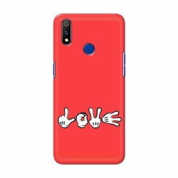 Buy Oppo Realme 3 Pro Love Mobile Phone Covers Online at Craftingcrow.com