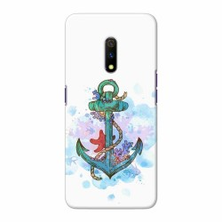 Buy Oppo Realme X AbstractAnchor Mobile Phone Covers Online at Craftingcrow.com