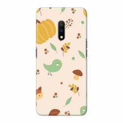 Buy Oppo Realme X AuntumnFox Mobile Phone Covers Online at Craftingcrow.com