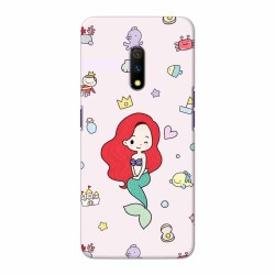 Buy Oppo Realme X Mermaid Mobile Phone Covers Online at Craftingcrow.com