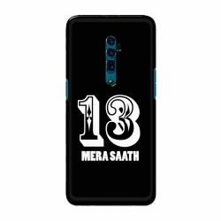Buy Oppo Reno 10x Zoom 13MeraSaath Mobile Phone Covers Online at Craftingcrow.com