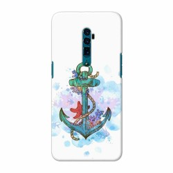 Buy Oppo Reno 10x Zoom AbstractAnchor Mobile Phone Covers Online at Craftingcrow.com
