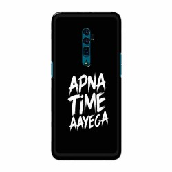 Buy Oppo Reno 10x Zoom apnatimeayega Mobile Phone Covers Online at Craftingcrow.com