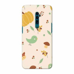 Buy Oppo Reno 10x Zoom AuntumnFox Mobile Phone Covers Online at Craftingcrow.com