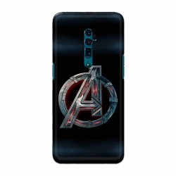 Buy Oppo Reno 10x Zoom avengerslogo Mobile Phone Covers Online at Craftingcrow.com