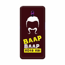 Buy Oppo Reno BaapBaapHotaHai Mobile Phone Covers Online at Craftingcrow.com