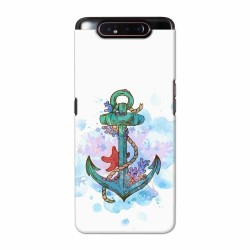 Buy Galaxy A80 AbstractAnchor Mobile Phone Covers Online at Craftingcrow.com
