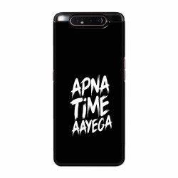Buy Galaxy A80 apnatimeayega Mobile Phone Covers Online at Craftingcrow.com
