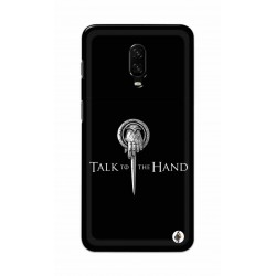 One Plus 6t - Talk to the Hand  Image