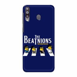 Buy Galaxy M30 BeatlesMinion Mobile Phone Covers Online at Craftingcrow.com