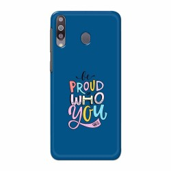 Buy Galaxy M30 BeProudI Mobile Phone Covers Online at Craftingcrow.com