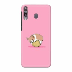 Buy Galaxy M30 Corgy Mobile Phone Covers Online at Craftingcrow.com