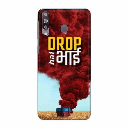 Buy Galaxy M30 DropHaiBhai Mobile Phone Covers Online at Craftingcrow.com