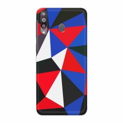 Buy Galaxy M30 GeometricBG Mobile Phone Covers Online at Craftingcrow.com