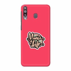 Buy Galaxy M30 MusicLife Mobile Phone Covers Online at Craftingcrow.com