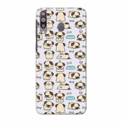 Buy Galaxy M30 Pugs Mobile Phone Covers Online at Craftingcrow.com