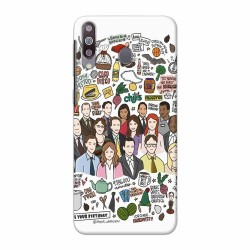 Buy Galaxy M30 TheOffice Mobile Phone Covers Online at Craftingcrow.com